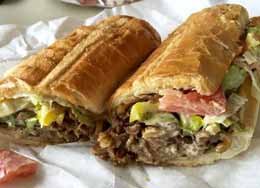 Steak Subs